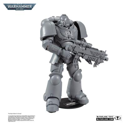 Warhammer 40k figurine Space Marine AP 18 cm