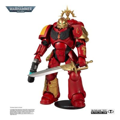 Warhammer 40k figurine Blood Angels Primaris Lieutenant (Gold Label Series) 18 cm