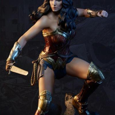 Sideshow Toys Wonder Woman - Batman V Superman Prem Statue Wonder Woman 50cm