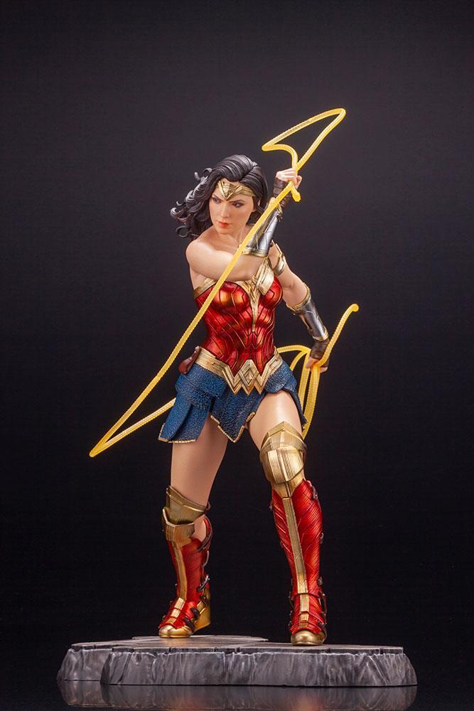 Wonder woman statuette 1984 movie kotobukiya suukoo toys figurine collection 3