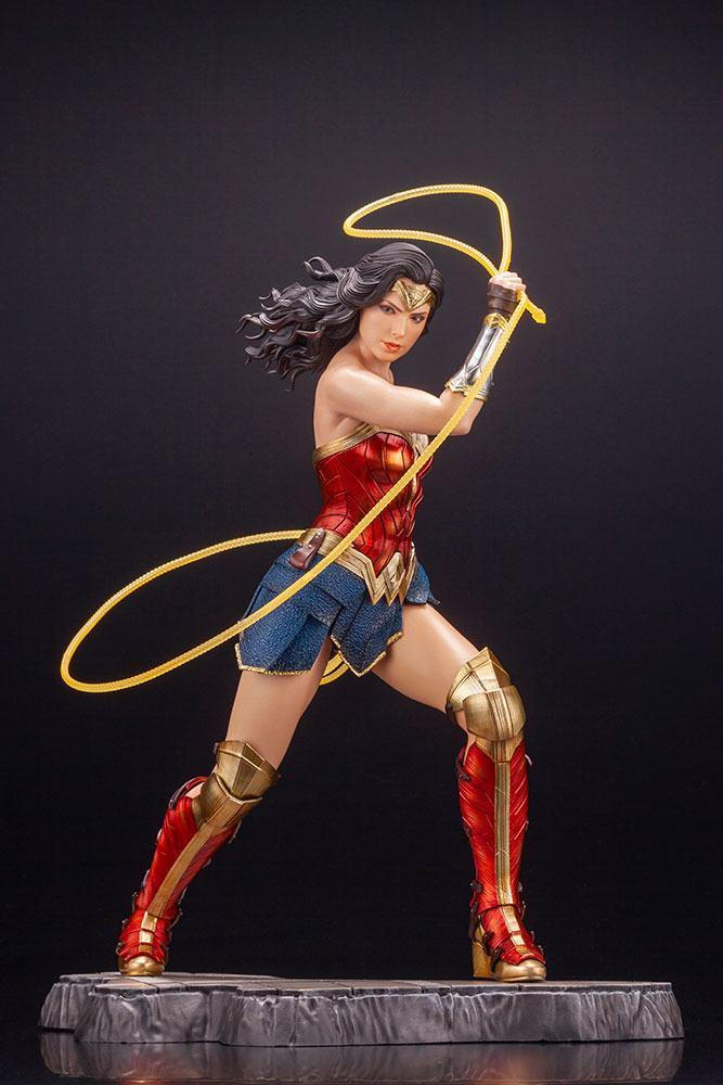 Wonder woman statuette 1984 movie kotobukiya suukoo toys figurine collection 4