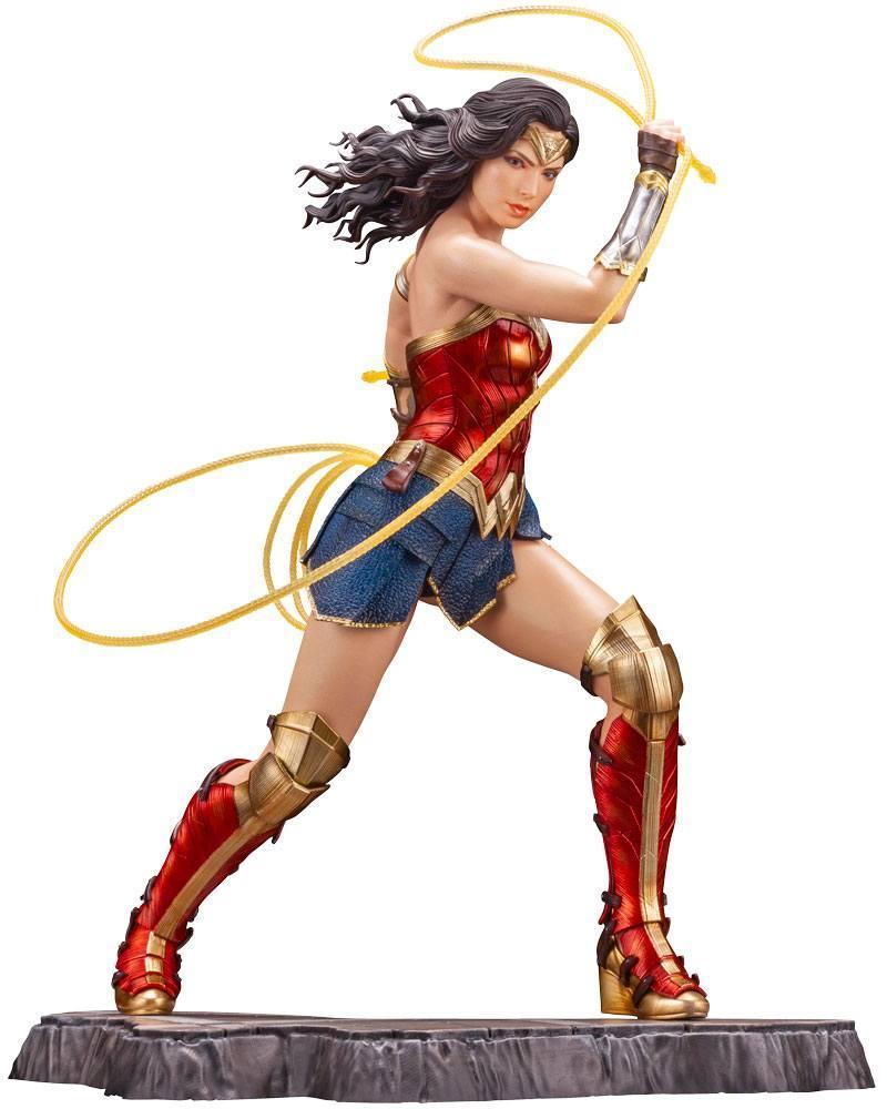 Wonder woman statuette 1984 movie kotobukiya suukoo toys figurine collection 5