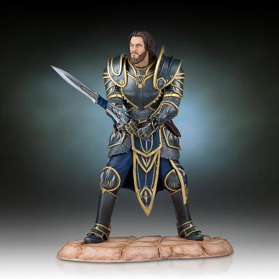 World of Warcraft Statue Lothar 28cm - Gentle Giant