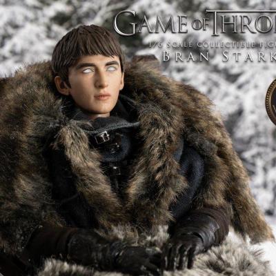 Game of Thrones figurine 1/6 Bran Stark Deluxe Version 29 cm