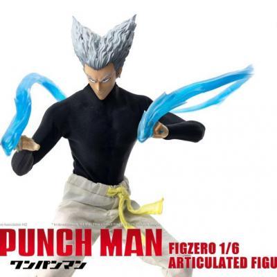 One Punch Man figurine FigZero 1/6 Garou 30 cm