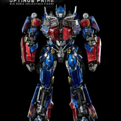 Transformers 2 : La Revanche figurine 1/6 DLX Optimus Prime 28 cm