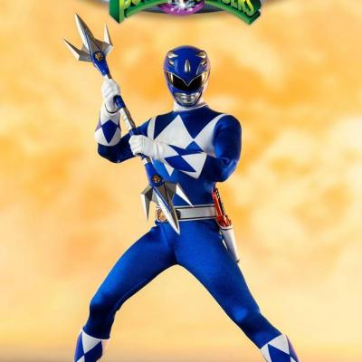 Power Rangers Mighty Morphin figurine FigZero 1/6 Blue Ranger 30 cm