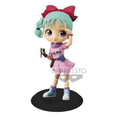 Dragon Ball Z figurine Q Posket Bulma Ver. A 14 cm