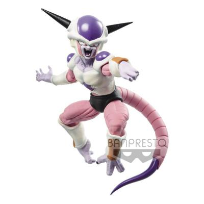 Dragon Ball Z statuette Full Scratch The Frieza 14 cm banpresto