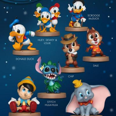 Disney Classic Series Lot de 8 figurines Mini Egg Attack 8 cm