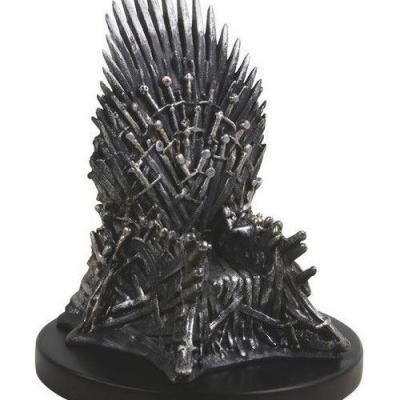 Game of Thrones statuette Le Trône 10 cm