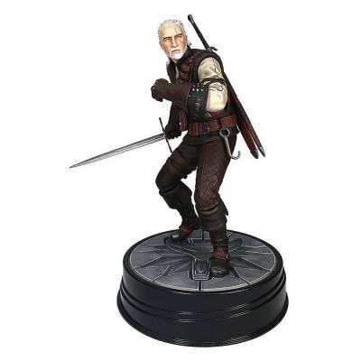 Witcher 3 Wild Hunt statuette PVC Geralt Manticore 20 cm