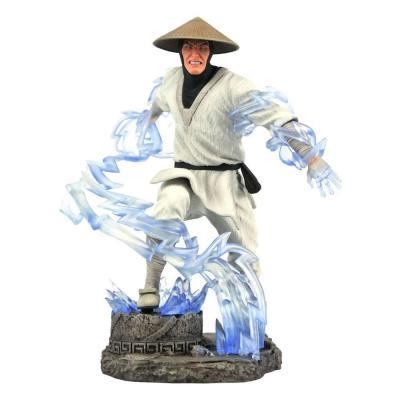 Mortal Kombat 11 Gallery statuette PVC Raiden 25 cm