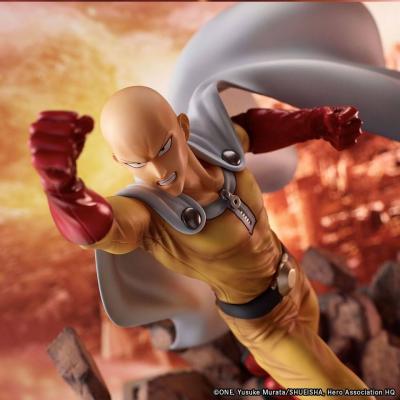 One-Punch Man statuette 1/7 Saitama 33 cm