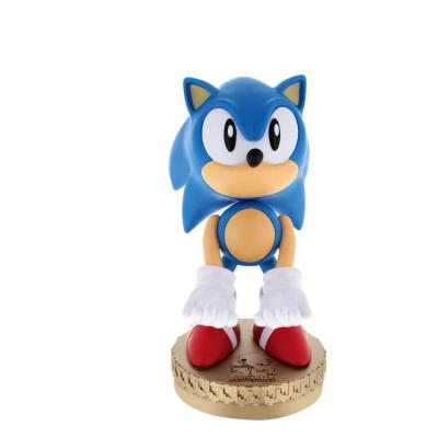 Sonic The Hedgehog Cable Guy Sonic 30th Anniversary Special Edition 20 cm