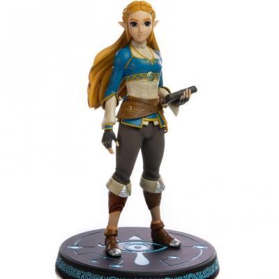 The Legend of Zelda Breath of the Wild statuette PVC Zelda 25 cm