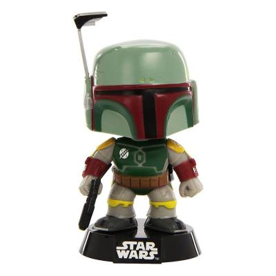 Star Wars POP! Vinyl Bobble Head Boba Fett 10 cm