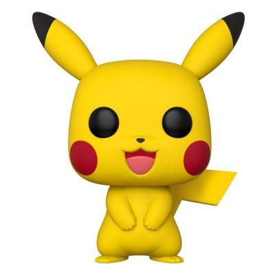 Pokemon Super Sized POP! Games Vinyl figurine Pikachu 25 cm