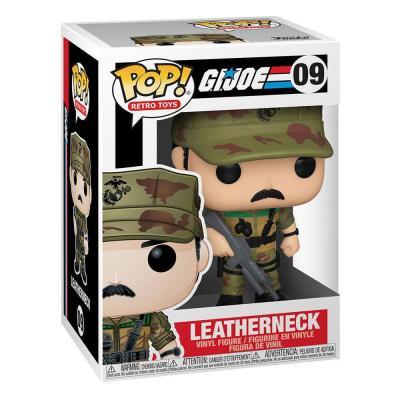 G.I. Joe POP! Vinyl figurine Leatherneck 9 cm