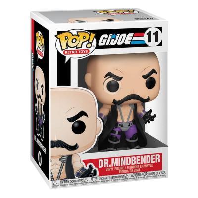 G.I. Joe POP! Vinyl figurine Dr. Mindbender 9 cm