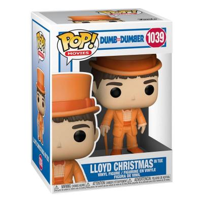 Dumb and Dumber POP! figurine Lloyd Christmas in Tux 9 cm - classic