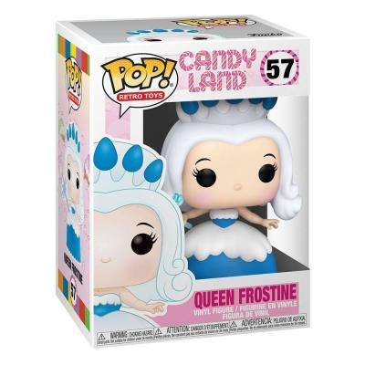 Candy Land POP! Vinyl figurine Queen Frostine 9 cm