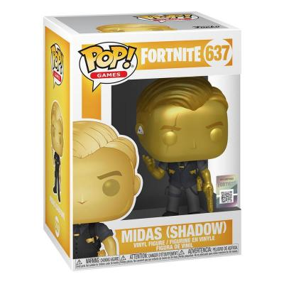 Fortnite POP! Games Vinyl figurine Midas (MT) 9 cm