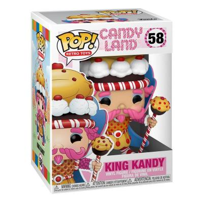 Candy Land POP! Vinyl figurine King Kandy 9 cm