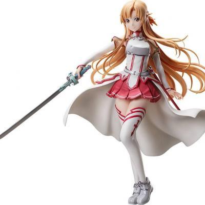 Sword Art Online Alicization: War of Underworld statuette PVC 1/4 Asuna Knights of the Blood Ver. 41