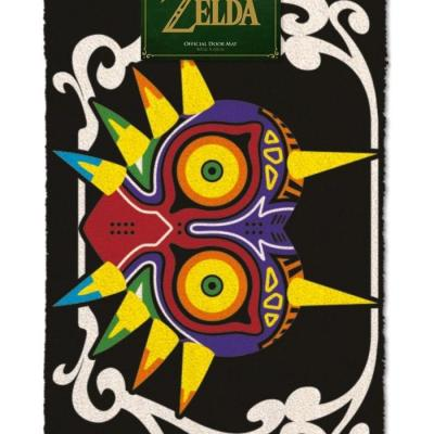 Legend of Zelda paillasson Majora's Mask 40 x 60 cm