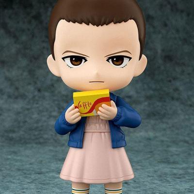 Stranger Things figurine Nendoroid Eleven 10 cm