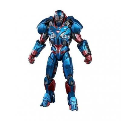 Avengers : Endgame figurine Movie Masterpiece Series Diecast 1/6 Iron Patriot 32 cm