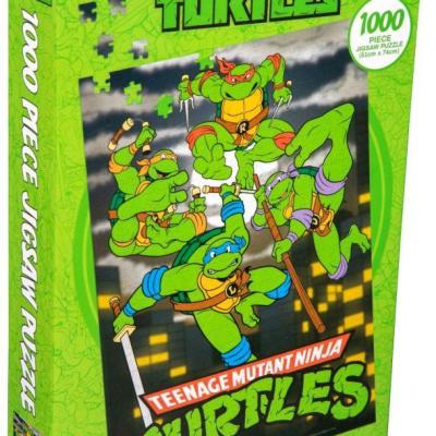 Tortues Ninja puzzle Night Sky Turtles (1000 pièces)