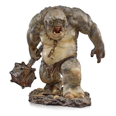 Le Seigneur des Anneaux statuette 1/10 Deluxe BDS Art Scale Cave Troll 46 cm
