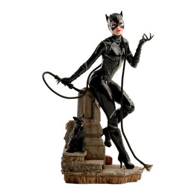 Statuette Catwoman résine 20 cm Art Scale 1/10 Batman : Le Défi Iron Studios