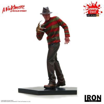 Nightmare On Elm Street statuette 1/10 Art Scale Freddy Krueger 19 cm