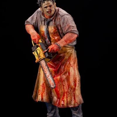 Massacre à la tronçonneuse ARTFX statuette PVC 1/6 Leatherface Slaughterhouse Ver. 32 cm