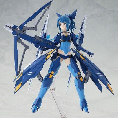 Alice Gear Aegis figurine Figma Rei Takanashi 14 cm