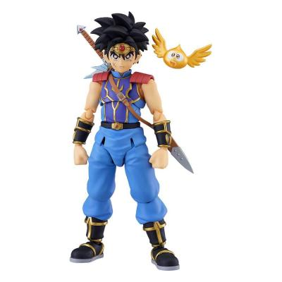 Dragon Quest The Adventure of Dai figurine Figma Dai 13 cm