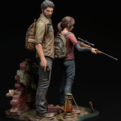 The Last of Us statuettes PVC 1/9 Joel & Ellie