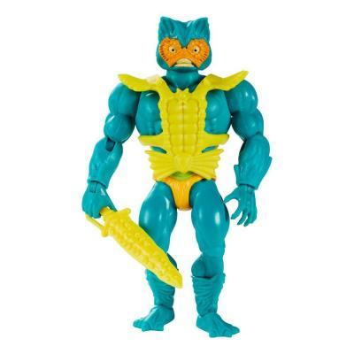 Masters of the Universe Origins 2021 figurine Mer-Man 14 cm - Mattel