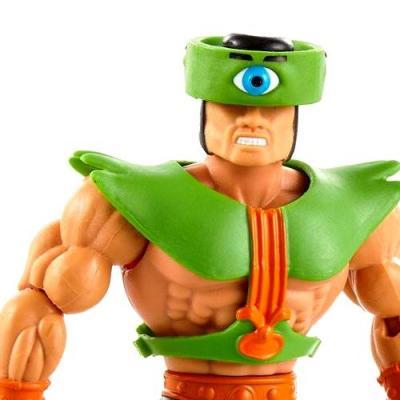 Masters of the Universe Origins 2020 figurine Triclops 14 cm