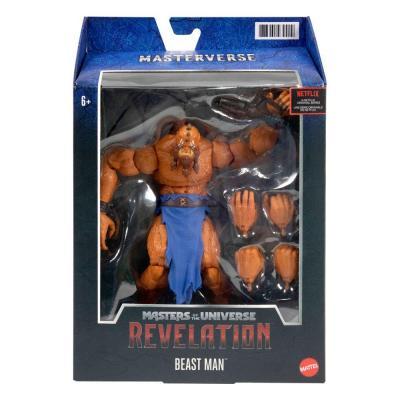 MOTU Masters Of The Universe Revelation Beast Man 18cm