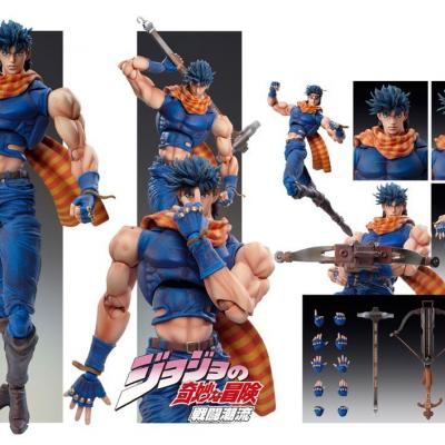 JoJo's Bizarre Adventure figurine Super Action Chozo Kado (Joseph Joestar) 16 cm