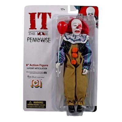 « Il » est revenu 1990 figurine Burnt Face Pennywise 20 cm