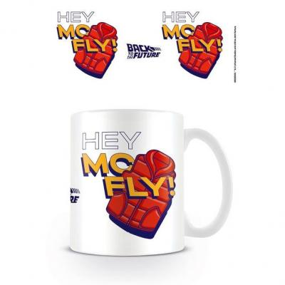 Retour vers le Futur mug Hey McFly