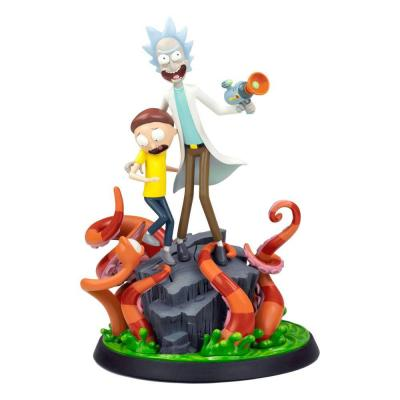 Rick & Morty statuette Rick & Morty 30 cm Edition limitée
