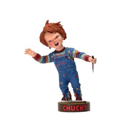 Chucky Jeu d´enfant Head Knocker Chucky with Knife 18 cm
