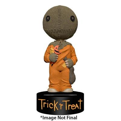 Trick R Treat Body Knocker Bobble Figure Sam 16 cm