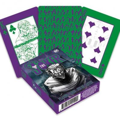 DC Comics jeu de cartes à jouer Joker